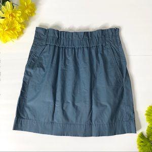 Banana Republic Paper Bag Skirt Size 8